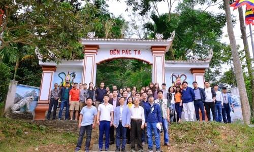Chương trình giao lưu nội bộ tại Tuyên Quang