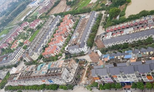 Nhiều cú hích cho bất động sản dọc trục Lê Trọng Tấn kéo dài