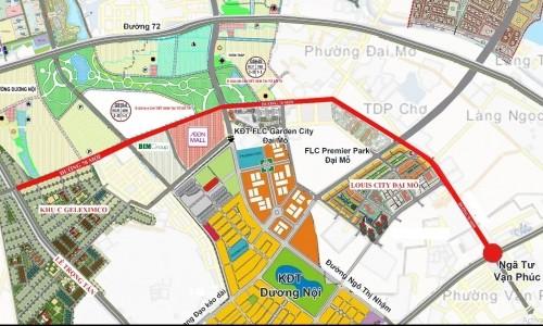 Dự án Geleximco Lê Trọng Tấn: Hạ tầng giao thông và xã hội nào sẽ triển khai thời gian tới?