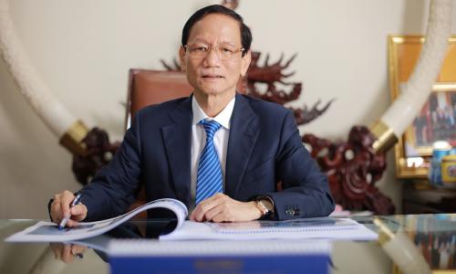 Đại gia Vũ Văn Tiền nói cách 'chơi' với nhà thầu Trung Quốc