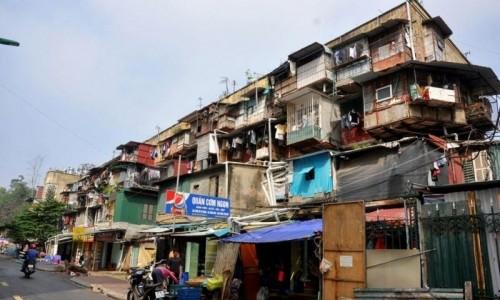 Hàng loạt ông lớn bất động sản Geleximco, FLC, T&T... muốn cải tạo chung cư cũ Hà Nội