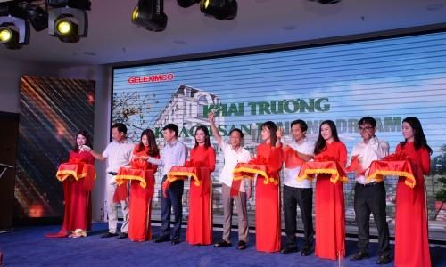 Tập đoàn Geleximco khai trương Khách sạn Thái Bình Dream