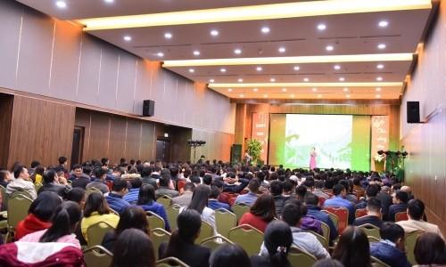 Tập đoàn Geleximco tưng bừng Tổng kết năm 2019