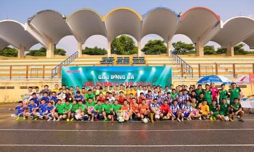 Giải bóng đá Geleximco Cup 2019 chính thức khởi tranh