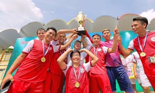 Chung kết Giải bóng đá Geleximco Cup 2019