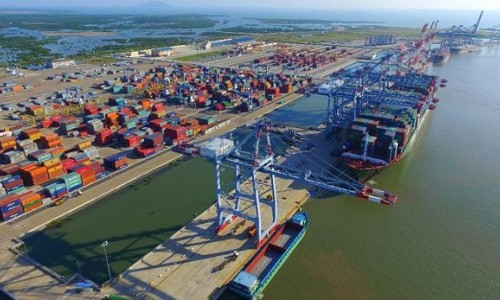 Đầu tư vào cảng biển, Geleximco tính chuyện đường dài