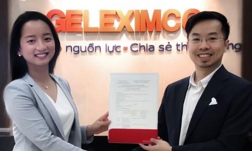 """Thành lập trung tâm nghiên cứu Blockchain """"GELEXIMCO - KARDIA BLOCKCHAIN LABS"""""""