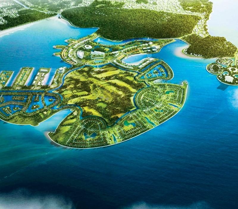 Lợi thế phát triển mô hình bất động sản nghỉ dưỡng sân golf