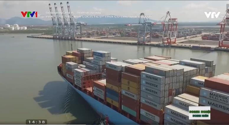 Tập đoàn Geleximco góp phần phát triển ngành logistics Việt Nam