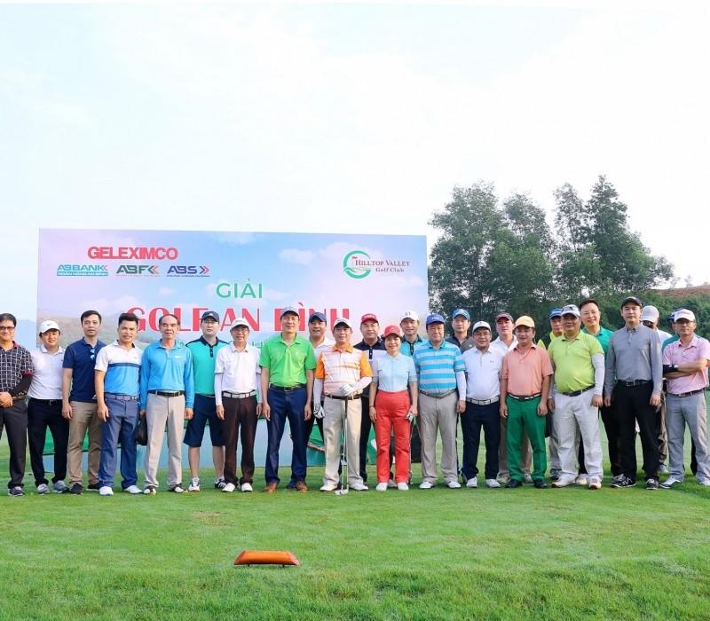 Giải Golf An Bình – Giao lưu hè 2019