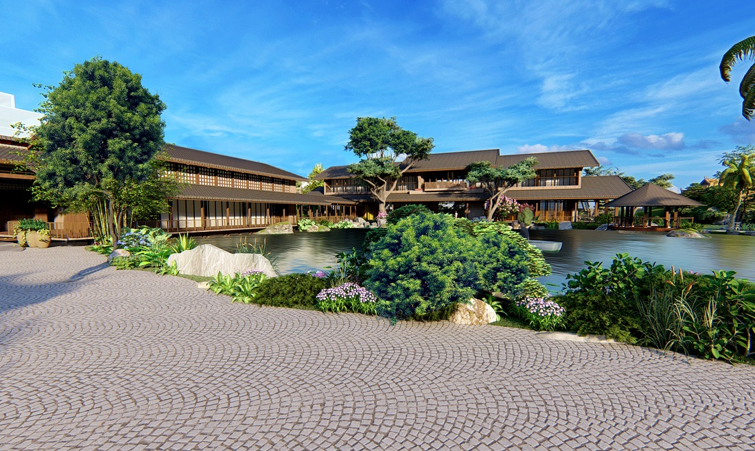 Tiền Hải Resort.