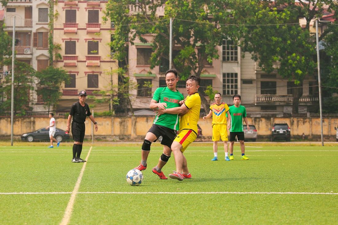 Giải bóng đá Geleximco Cup 2019