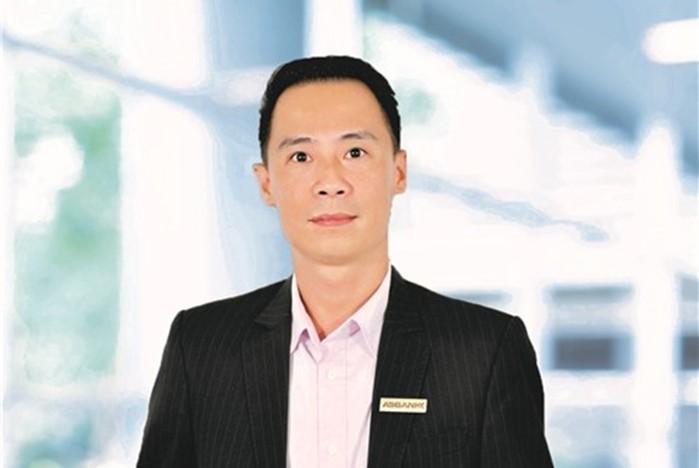 Ông Lại Tất Hà - Phó Tổng Giám đốc mới của ABBANK