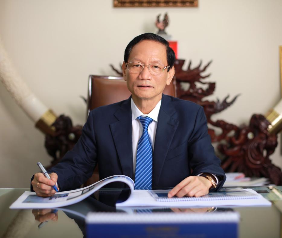 Ông Vũ Văn Tiền - Chủ tịch HĐQT Tập đoàn Geleximco.