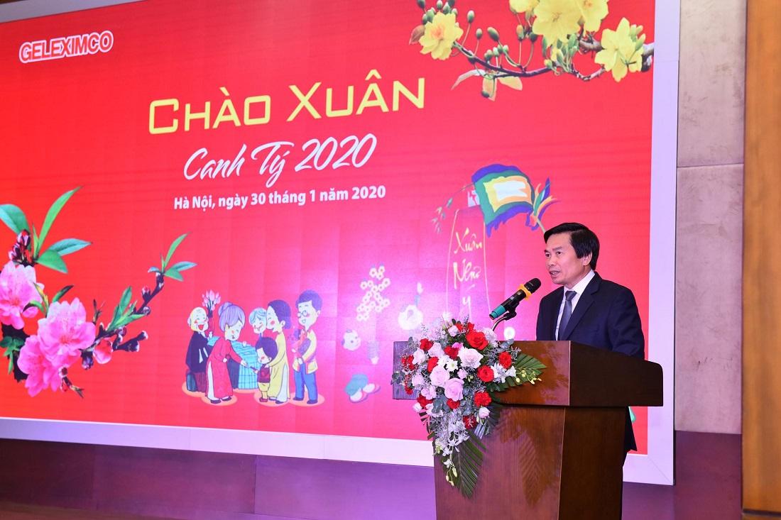 Khai xuân Canh Tý 2020 Tập đoàn Geleximco.