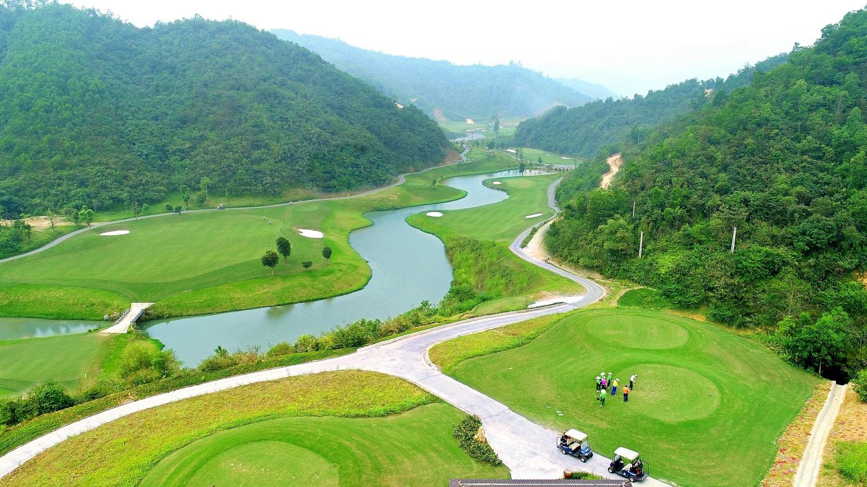 Geleximco Hilltop Valley Golf Club