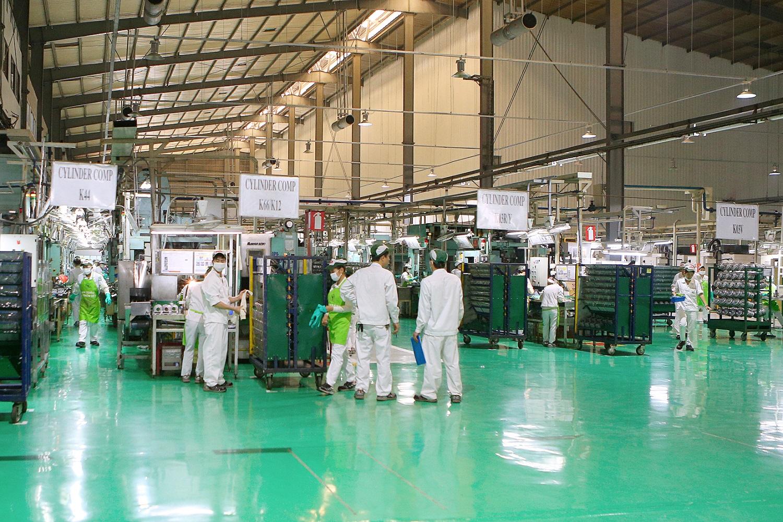 Nhà máy Sản xuất Phụ tùng Ô tô, Xe máy Honda Việt Nam (VAP)