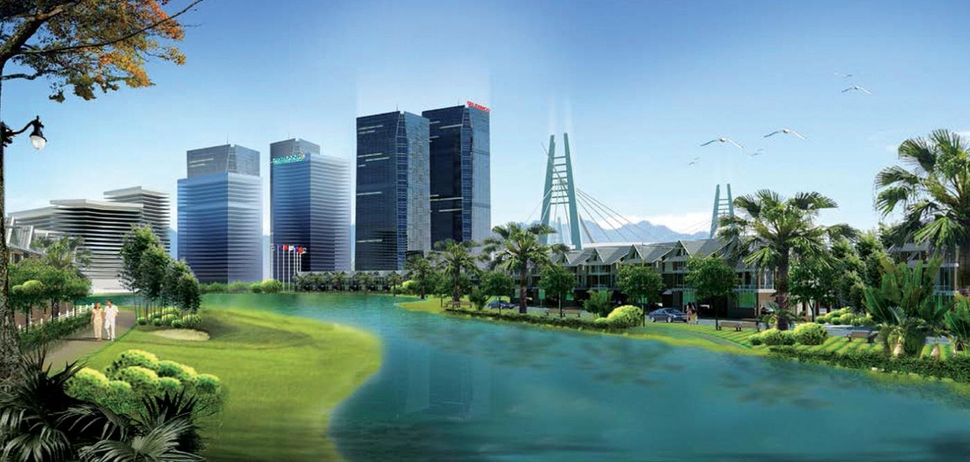 Khu đô thị sinh thái Trung Minh Geleximco