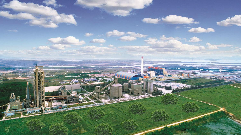 Nhà máy Xi măng Thăng Long