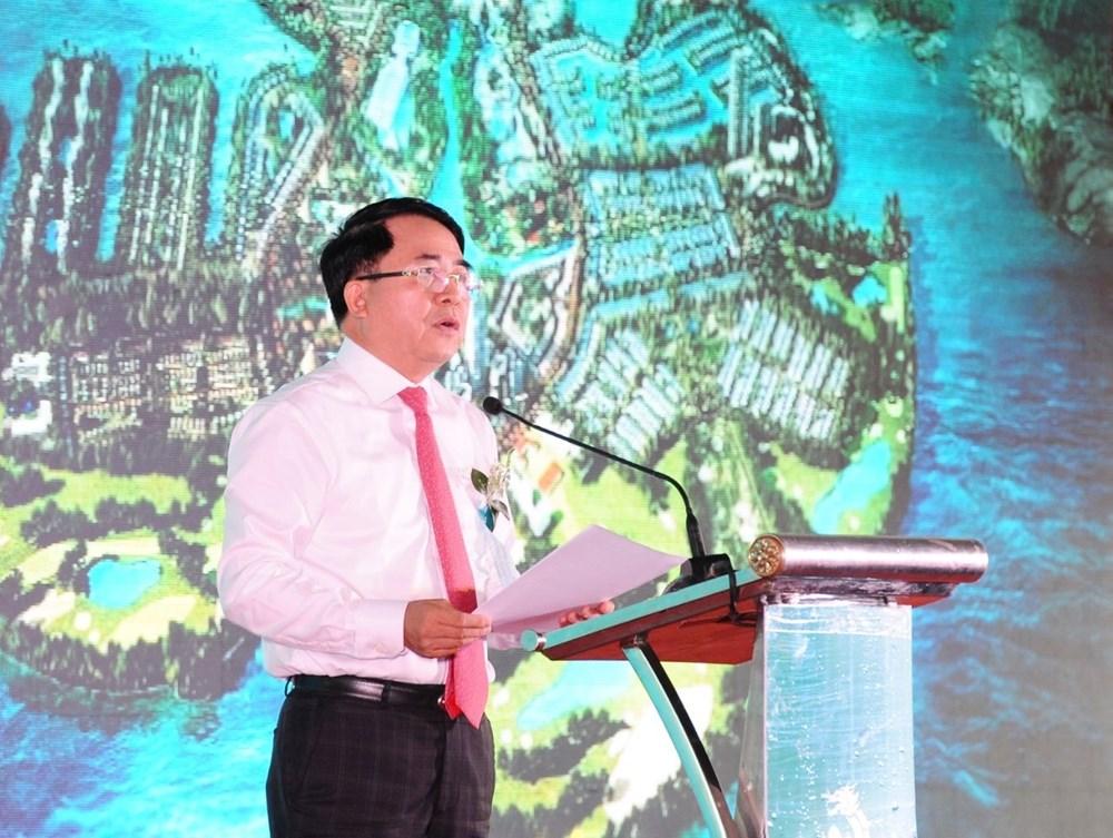 Phó Chủ tịch UBND thành phố Lê Khắc Nam
