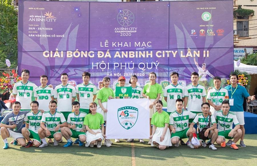 Giải bóng đá An Bình City Lần thứ II