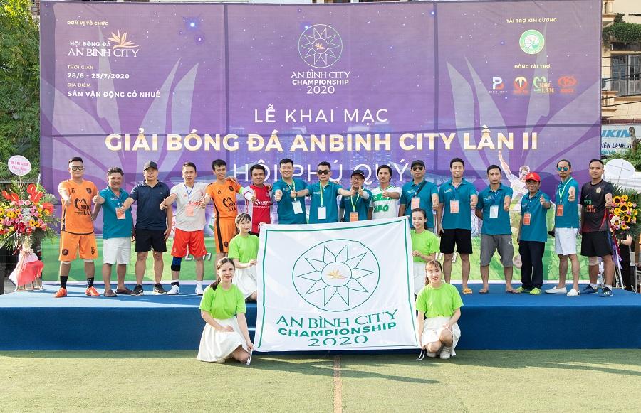 Giải bóng đá An Bình City