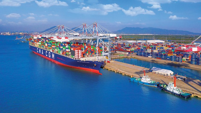 Trung tâm logistics Cái Mép Hạ