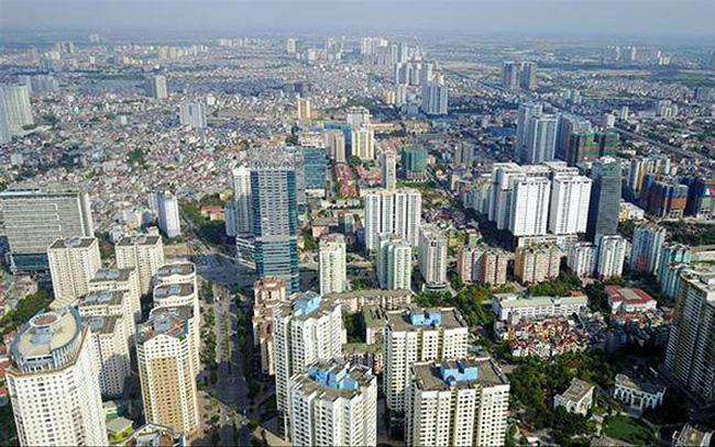 Quỹ đất tại trung tâm Hà Nội