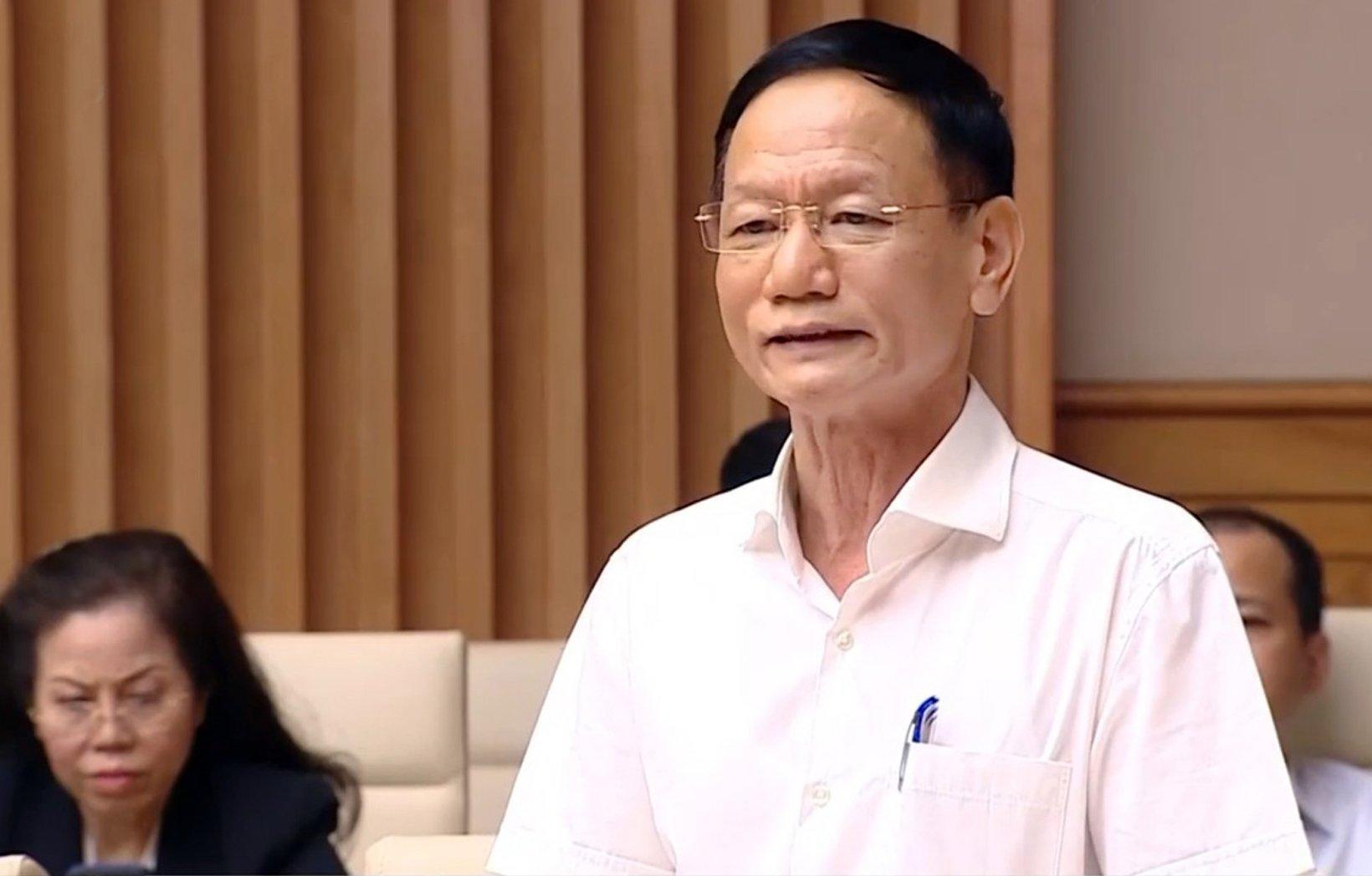 Chủ tịch Tập đoàn Geleximco Vũ Văn Tiền