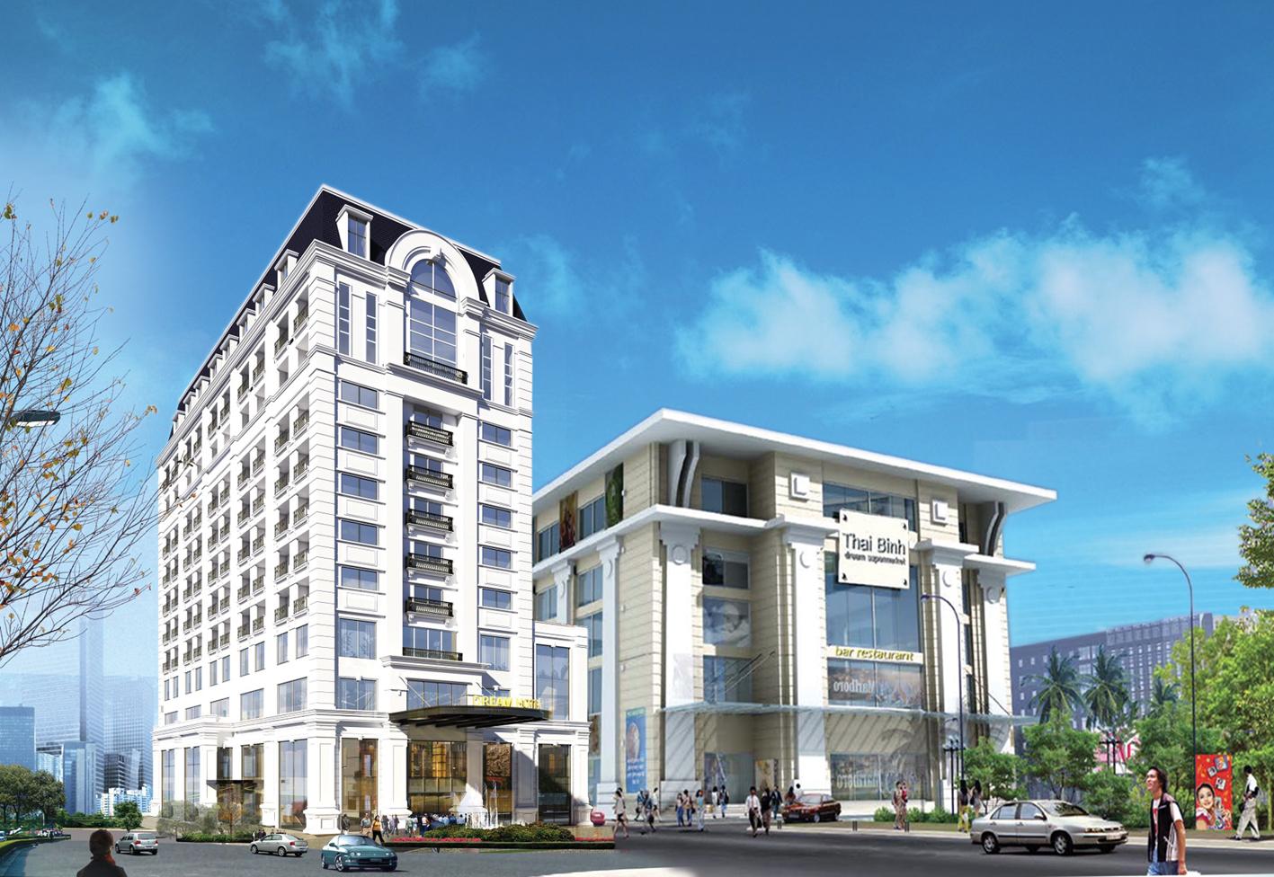 Khách sạn Thái Bình Dream